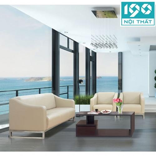 Bộ ghế Sofa văn phòng SP11 màu ghi
