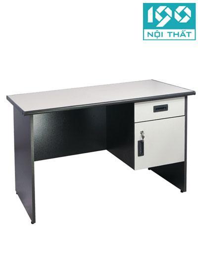 Bàn văn phòng hộc treo gỗ BG05