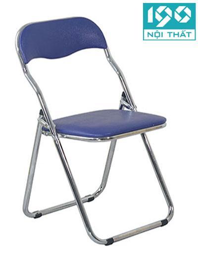ghế gấp khung thép mạ GG02B-M