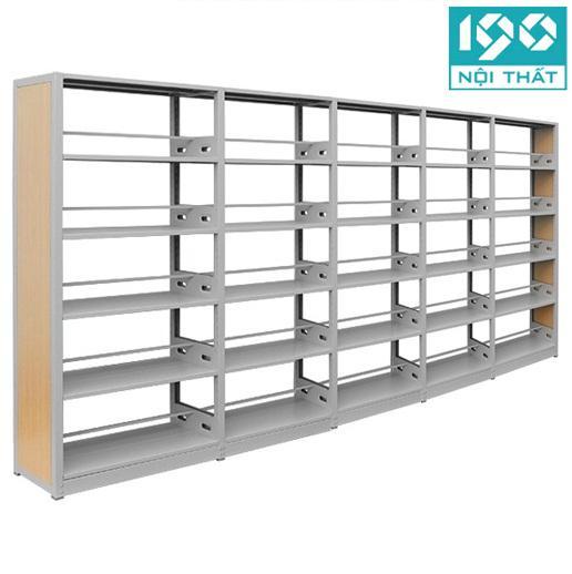 Giá sắt thư viện GS03G-5