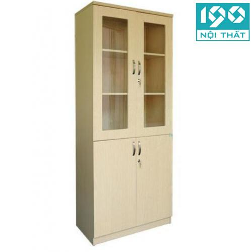 Tủ gỗ văn phòng TG04K-2