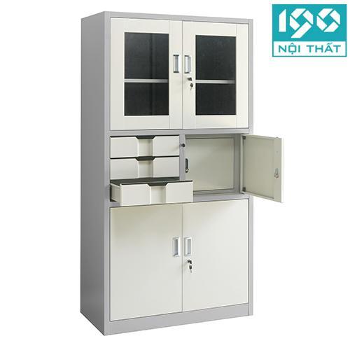 Tủ sắt văn phòng TS03C